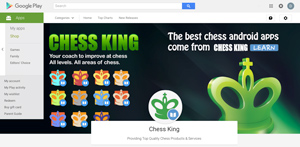 Android Chess King apps
